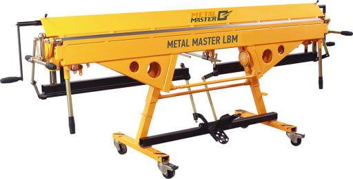 Мобильный листогиб LBM 250 PRO