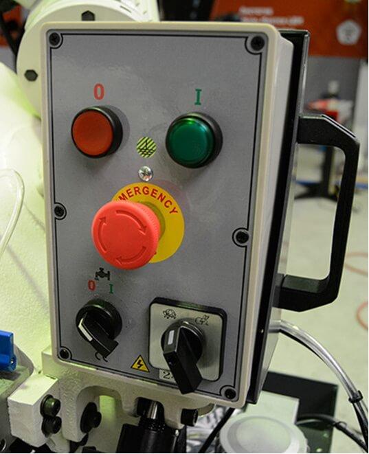 Ленточнопильный станок METAL MASTER BSG-220