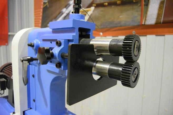 зиг-машина Metal Master ETZ 25