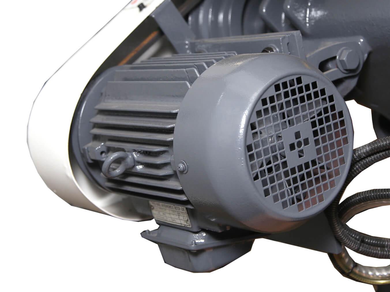 Двухколонная горизонтальная ленточная пила Metal Master MGH-350Z