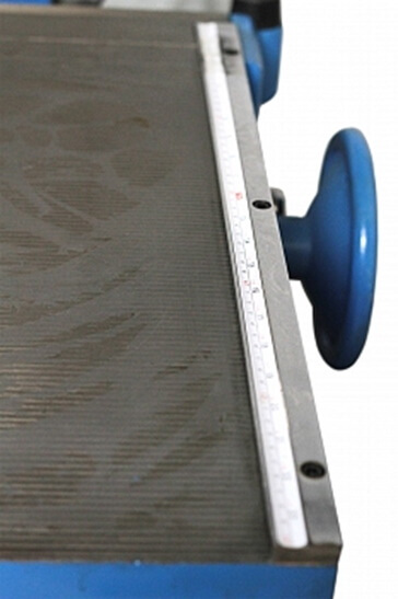 Гильотина ручная сабельного типа Metal Master MGK 1250