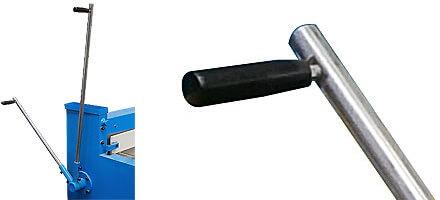 Механическая ручная рычажная гильотина Metalmaster MTG 1515