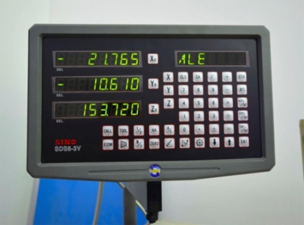 Универсальный токарно-винторезный станок Metal Master X3270 (220V) с УЦИ