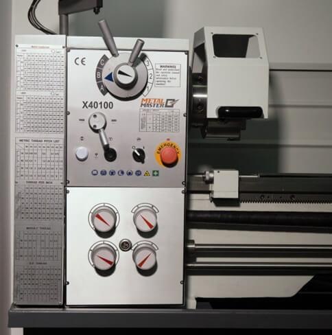 Универсальный Токарно-Винторезный Станок METAL MASTER X40100