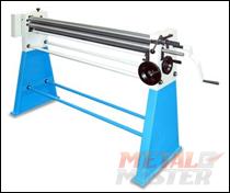 Ручные вальцы Metalmaster MSR 1215