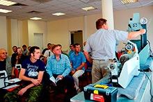 Практический семинар на токарных станках: первый блин - не всегда комом!