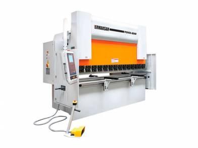 Листогибочные прессы, Листогибочный гидравлический пресс Ermaksan Power Bend PRO 2100 x 60 (4х осевой)