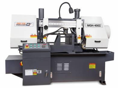 Полуавтоматические/Автоматические, Metal Master MGH-400Z